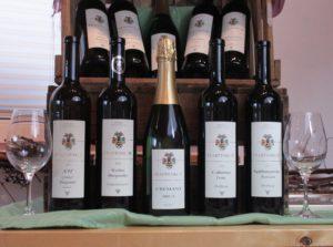 Schatzkiste Harteneck besondere Weine
